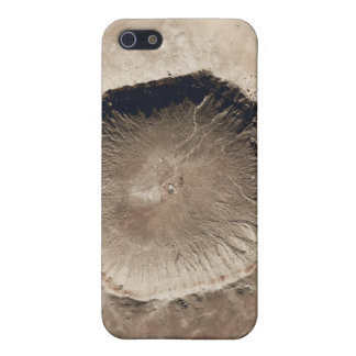 A meteorite impact crater iPhone SE/5/5s case