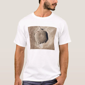A meteorite impact crater T-Shirt