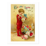 A mi amor (2) tarjetas postales