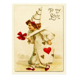 A mi amor postal