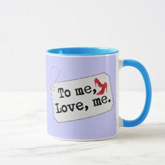 A mí, amor, yo (talones)