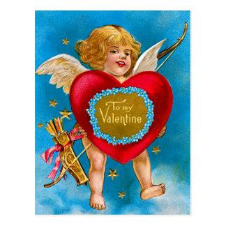 A mi tarjeta del día de San Valentín Postales