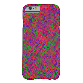 A MICROSECOND COLLISION BETWEEN UNIVERSES BARELY THERE iPhone 6 CASE