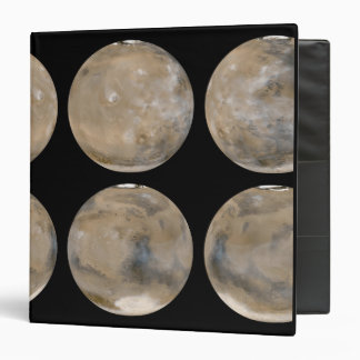 A Mid-Northern Summer/Southern Winter on Mars 3 Ring Binder