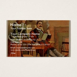 A Midnight Bell Business Card