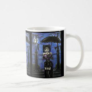 A Midnight Stroll Mug