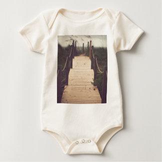 A Midsummer Eve Baby Bodysuit