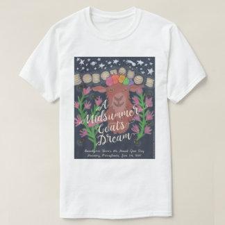 A Midsummer Goat's Dream shirt (various styles)