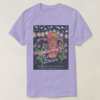 A Midsummer Goat's Dream t-shirt