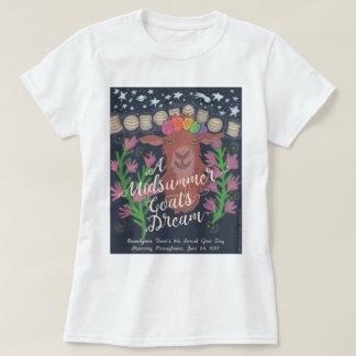 A Midsummer Goat's Dream women's t-shirt (various)