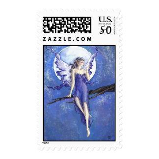 A Midsummer Night Stamp