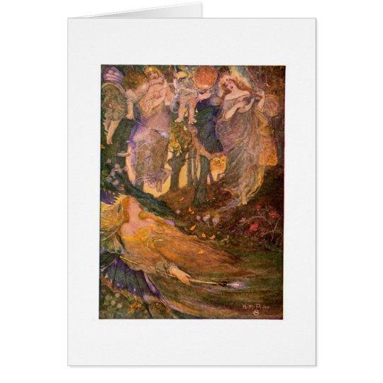 A Midsummer Night's Dream Card