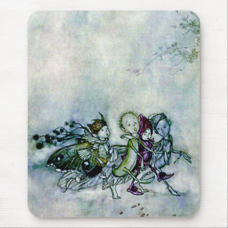 A Midsummer Night's Dream Fairies Mouse Pad