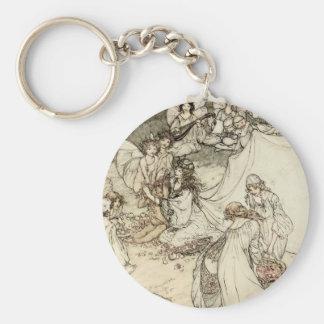 A Midsummer Night's Dream Fairy Keychain Key Chains