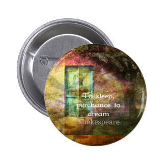 A Midsummer Night's Dream Quote By Shakespeare 2 Inch Round Button