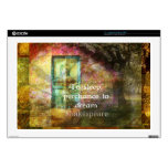 A Midsummer Night's Dream Quote By Shakespeare Decals For Laptops