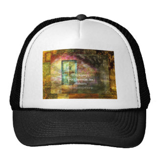 A Midsummer Night's Dream Quote By Shakespeare Trucker Hat