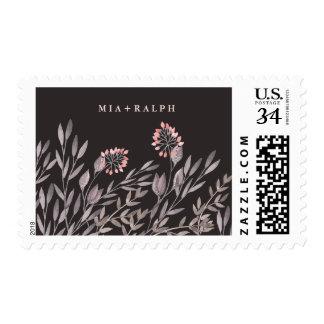 A Midsummer Night's Dream Wedding Postage Stamp