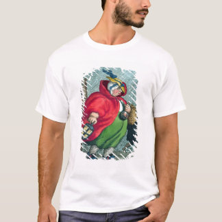 A midwife going to a labour, 1811 T-Shirt