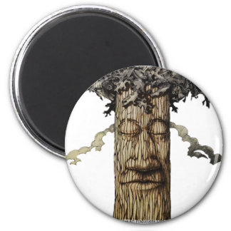 A  Mighty Tree Cover Page Magnet