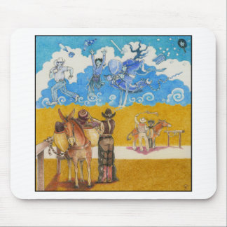 A-MIGHTY-TREE-P48 MOUSE PAD