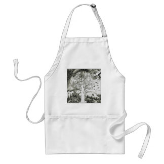 A-MIGHTY-TREE-Page 2 Adult Apron