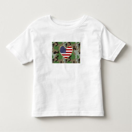 A Military Love Toddler T-shirt