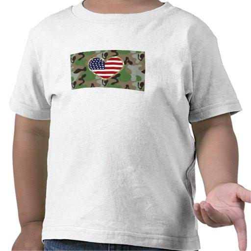 A Military Love Tshirts