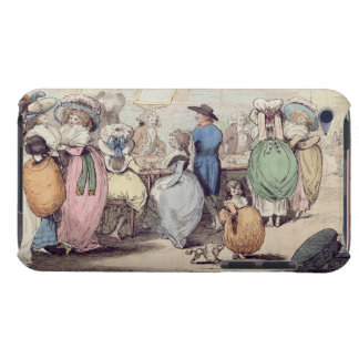 A Milliner's Shop, published in 1787 (hand coloure iPod Touch Case-Mate Case