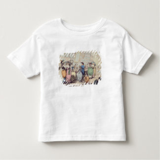 A Milliner's Shop, published in 1787 (hand coloure Toddler T-shirt