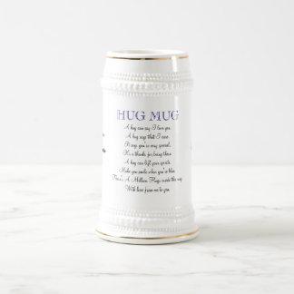 A Million Hugs Verse D Singular Coffee Mug