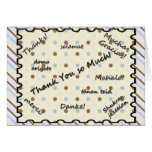 a million thanks greeting cards