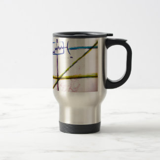 A Mind of Graphs by Luminosity Travel Mug