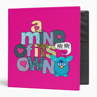 A Mind of its Own 2 - App 3 Ring Binder