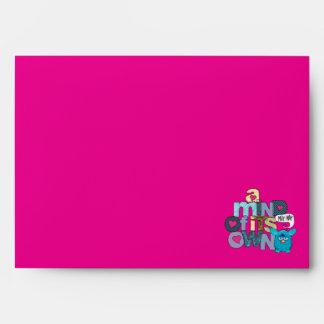 A Mind of its Own 2 - App Envelopes