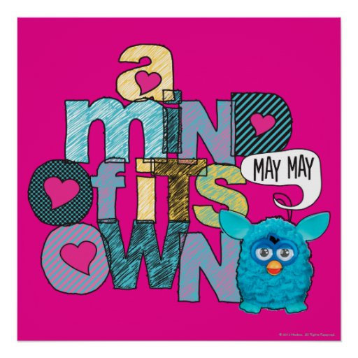 A Mind of its Own 2 - App Poster