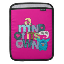 A Mind of it's Own 2 iPad Sleeve