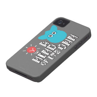A Mind of its Own 2 iPhone 4 Cover