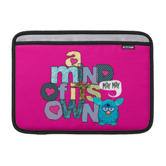 A Mind of it's Own 2 Sleeves For MacBook Air