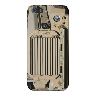 A mine-resistant, ambush-protected vehicle cover for iPhone SE/5/5s
