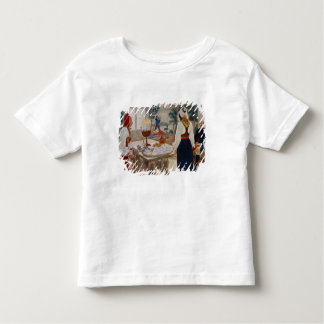 A Miner's Cottage, from a commercially printed por Toddler T-shirt