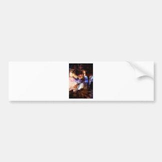 A MINSTRELS MEMORY.jpg Bumper Sticker