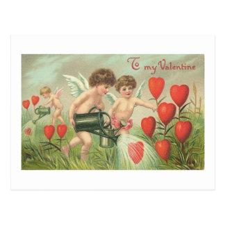 A mis querubes de la tarjeta del día de San Tarjeta Postal