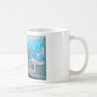 A Mission District Mural Coffee Mug