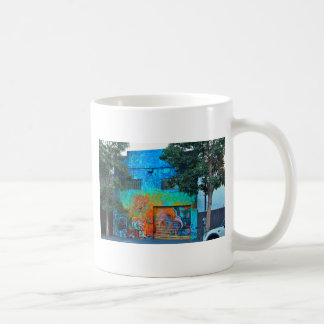A Mission District Mural II Coffee Mug