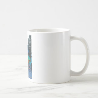 A Mission District Mural III Coffee Mug