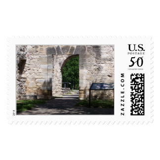 A Mission Entry Postage
