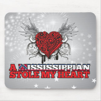 A Mississippian Stole my Heart Mouse Pad
