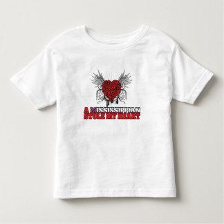 A Mississippian Stole my Heart Toddler T-shirt
