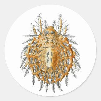 A Mite Classic Round Sticker